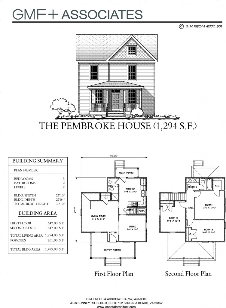 The pembroke keyplan gmf architects house plans gmf - Traditional neighborhood design house plans ...