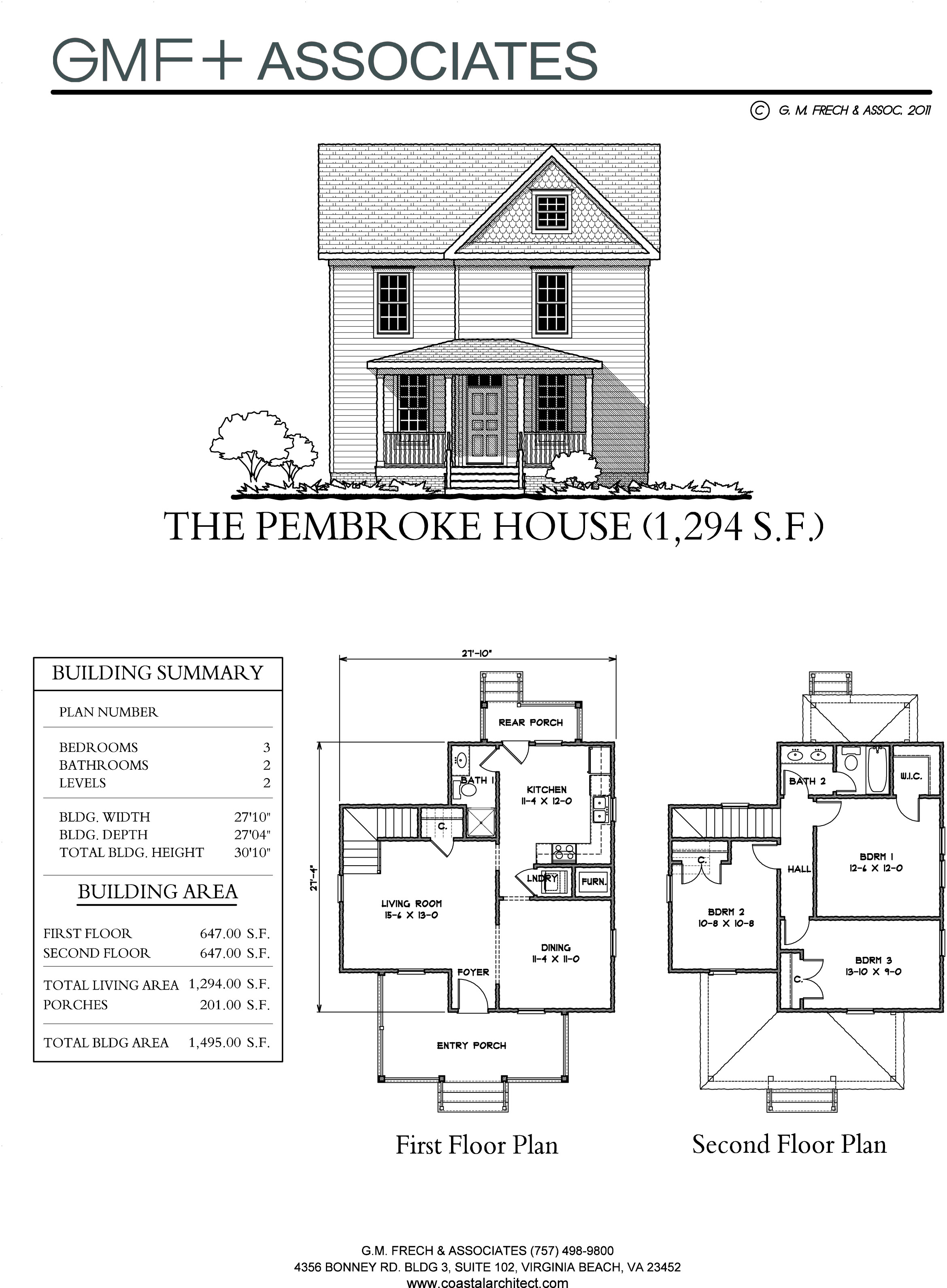 The pembroke keyplan gmf architects house plans gmf for Traditional neighborhood design house plans