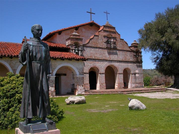 San Antonio De Padua Mission
