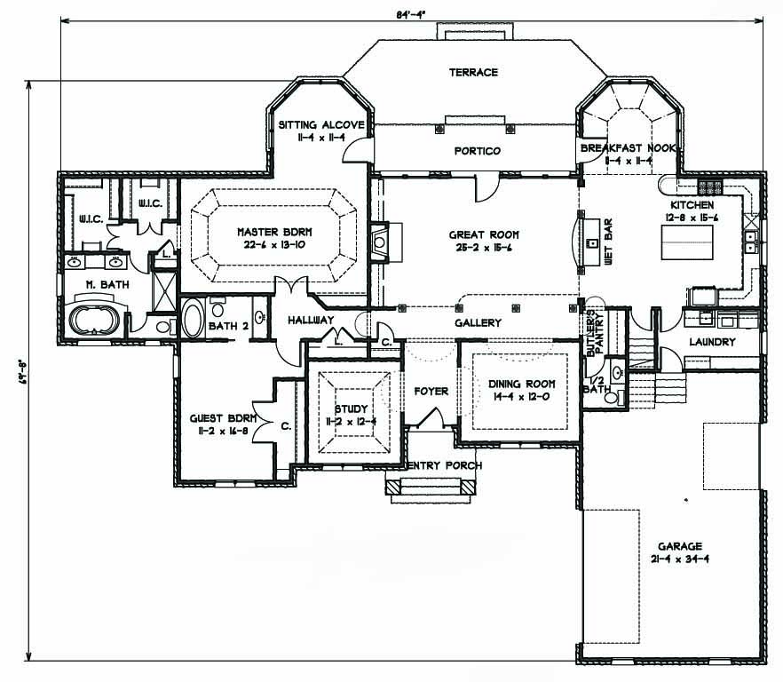 Easybuildingplans together with House Designs besides Two Floor House Building Plan Model furthermore Prelim Carriage further Victorian Style House Plans 3163 Square Foot Home 2 Story 4 Bedroom And 2 Bath 2 Garage Stalls By Monster House Plans Plan58 226. on carriage house elevations