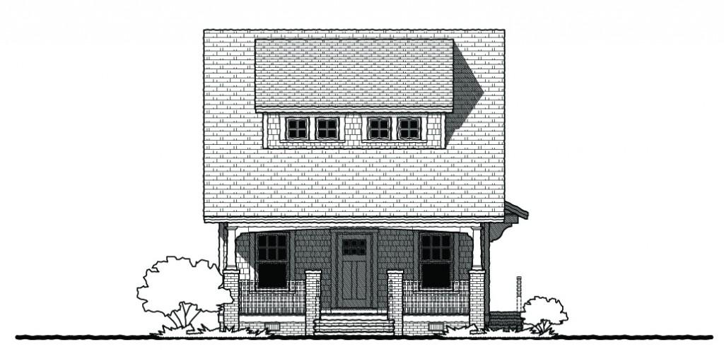 The Carney Park Gmf Architects House Plans Gmf