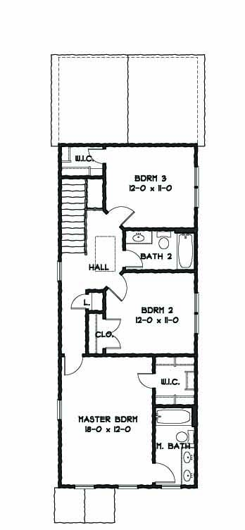 The Gate House - GMF+ Architects - House Plans GMF+ Architects ...