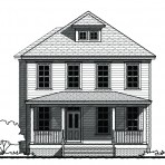 The Mayflower Gmf Architects House Plans Gmf