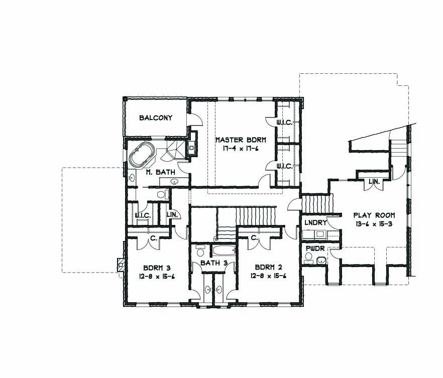 The Delaware Gmf Architects House Plans Gmf