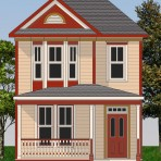 The Marcia – A Victorian Painted Lady