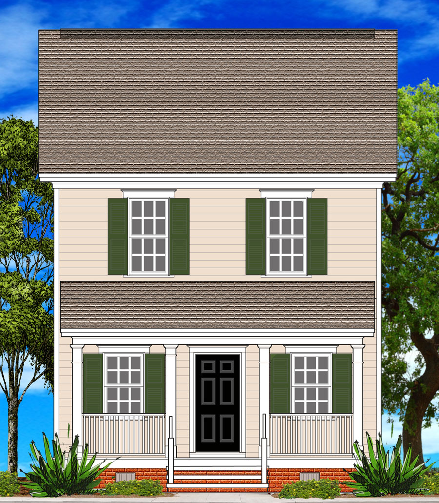 House Plans GMF