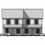 The Colonial Duplex