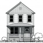 The Ann Street Gmf Architects House Plans Gmf