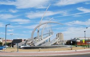 The Wave Monument - Virginia Beach