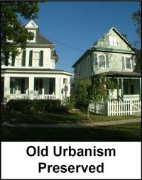 New Urbanism House Plans