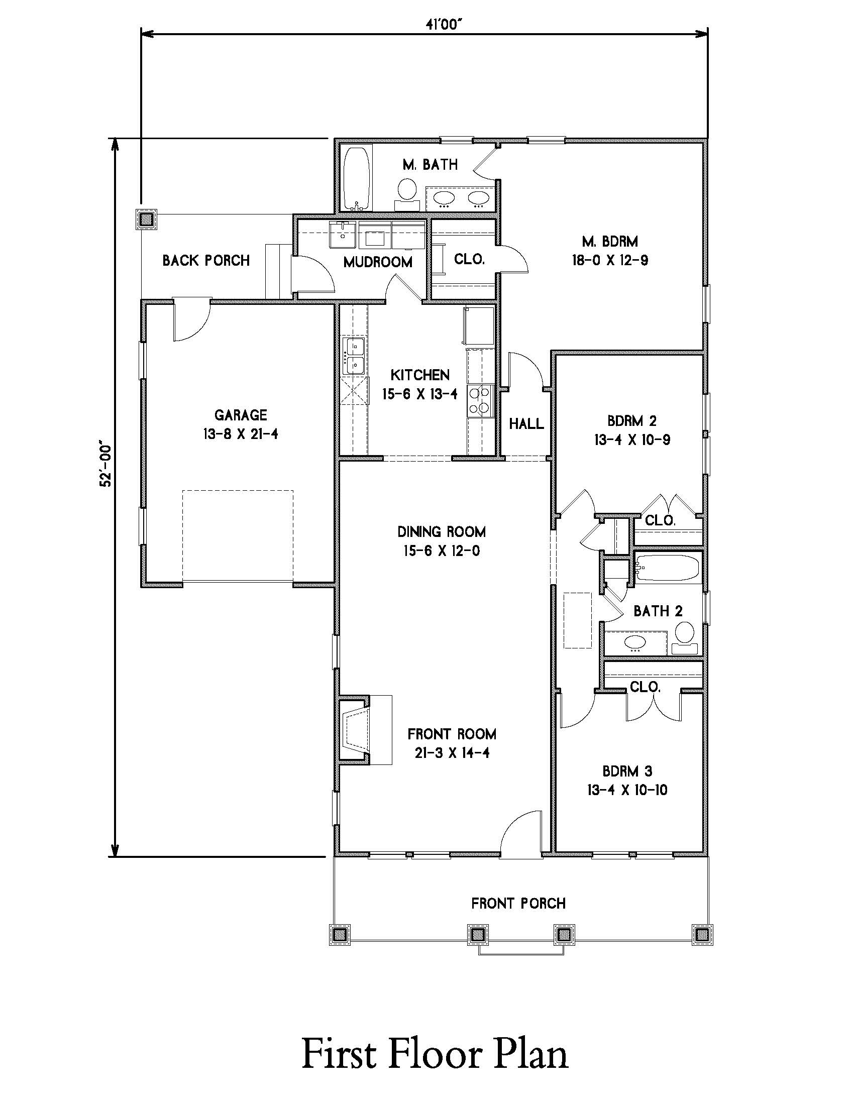 House 1st Floor Balcony Design: House Plans GMF+ Architects