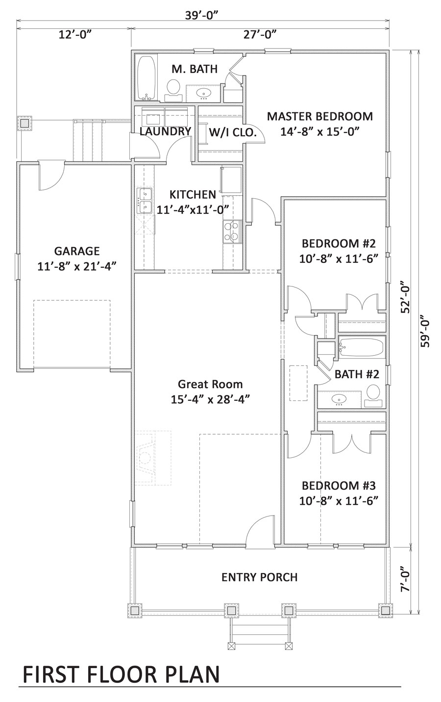 The Stickley Gmf Architects House Plans Gmf