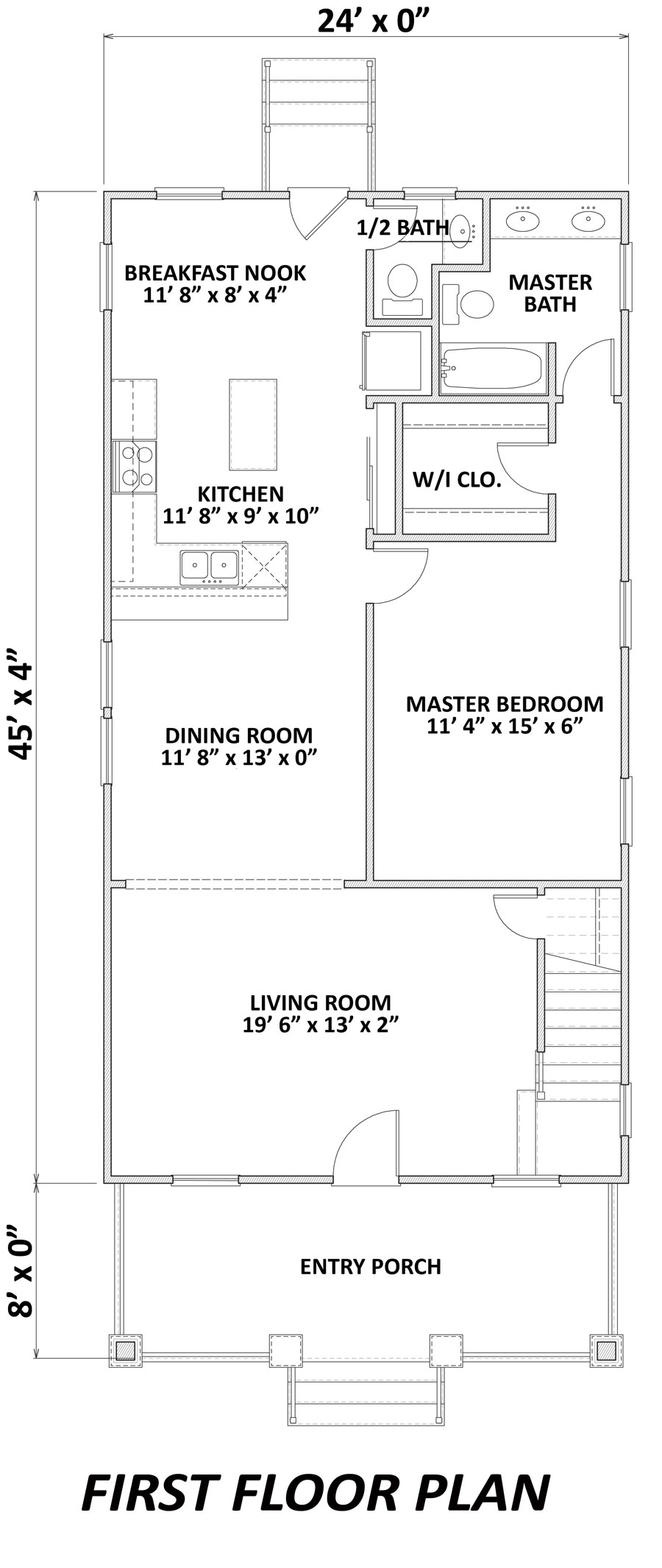 the sears bungalow gmf architects house plans gmf architects