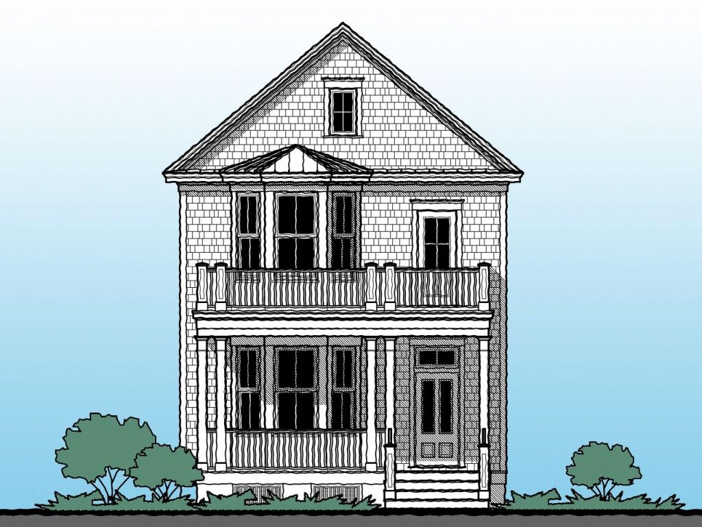 Coastal living gmf architects house plans gmf for East coast house plans