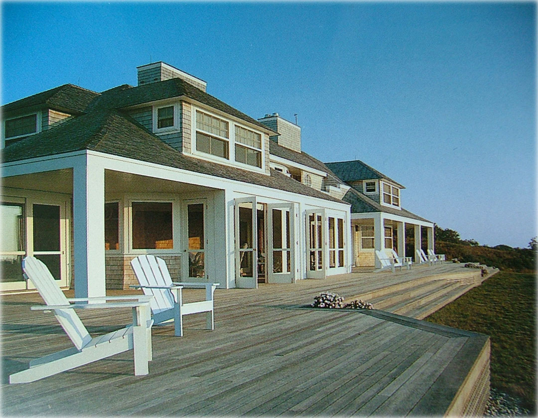 The chilmark gmf architects house plans gmf for Architects house plans