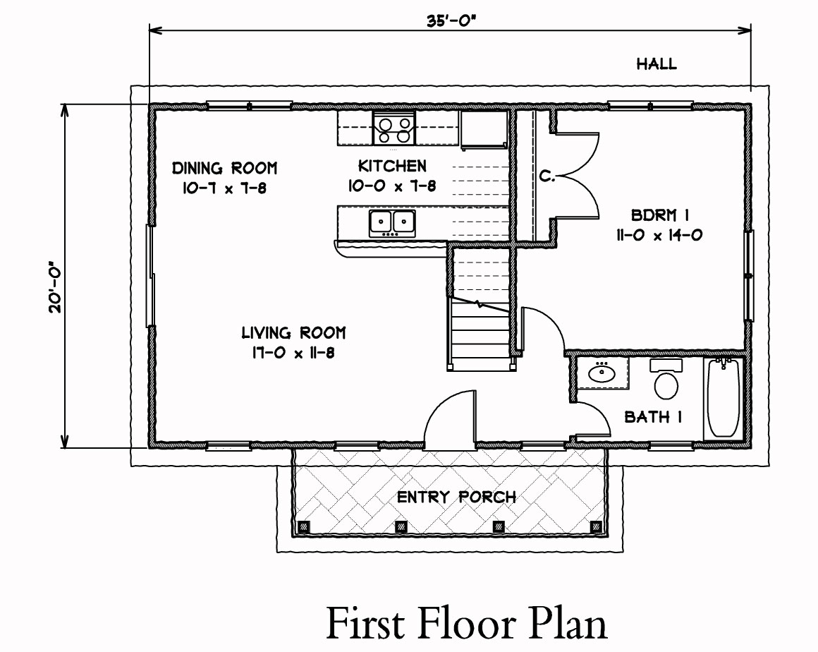 the o connel guesthouse gmf architects house plans gmf first floor